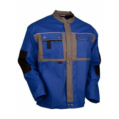 Bundjacke Powerline Diamantstretch royalblau
