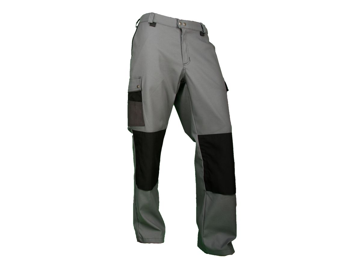 Bundhose Powerline Diamantstretch grau