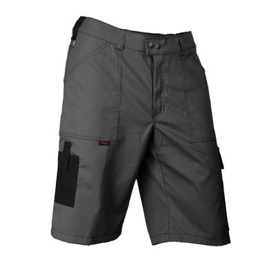 Bermudas Swissline Light-Stretch dunkelgrau/schwarz