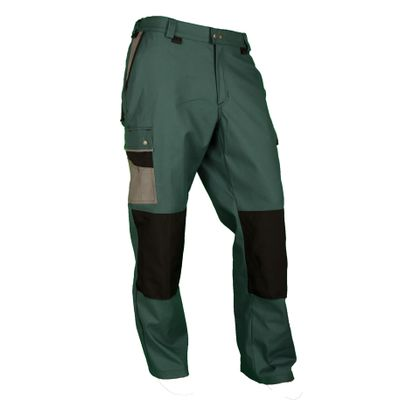 Bundhose Powerline Diamantstretch dunkelgrün