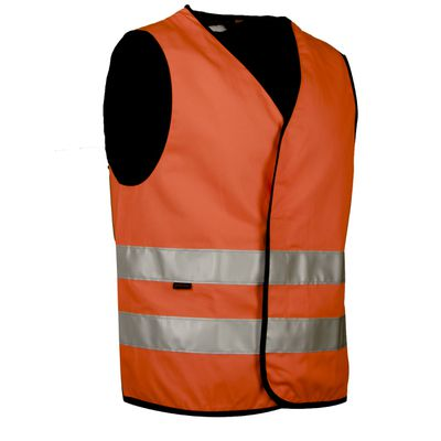 Warn-Gilet Safetyline EN 20471, Warntec orange