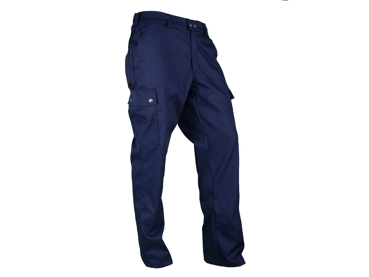 Bundhose Swissline Diamantstretch dunkelblau
