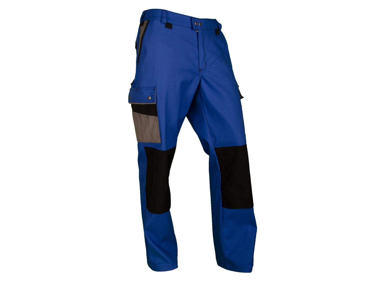 Bundhose Powerline Diamantstretch royalblau