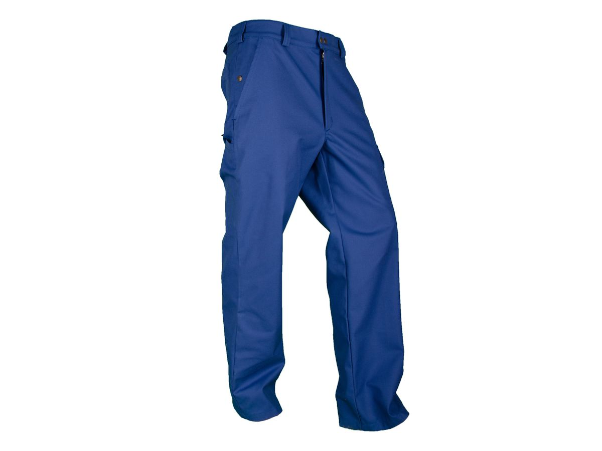 Bundhose Classicline Diamant royalblau